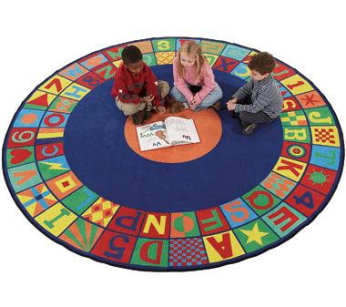 carpet letters. featuring all 26 letters and 10 numbers, this carpet is ideal for teaching letter number recognition, color visual discrimination,