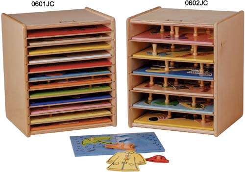 Wood Wooden Puzzles Floor Puzzles Puzzle Racks For
