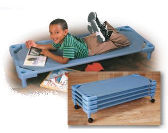Sleep Cots Daycare Cots Cot Rest Nap Vinyl Foam Cots