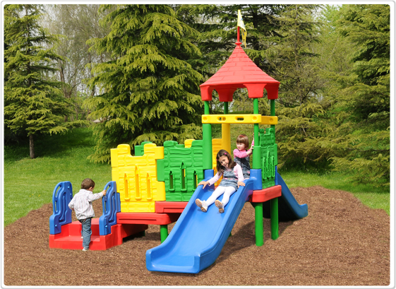 Daycare And Preschool Toddler Playground Equipment