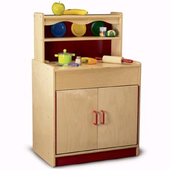 Pretend Play And Dramatic Play Kitchen For Preschool Daycare Early Childhood Kindergarten