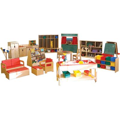 Preschool Equipment Classroom Furniture Daycare Center