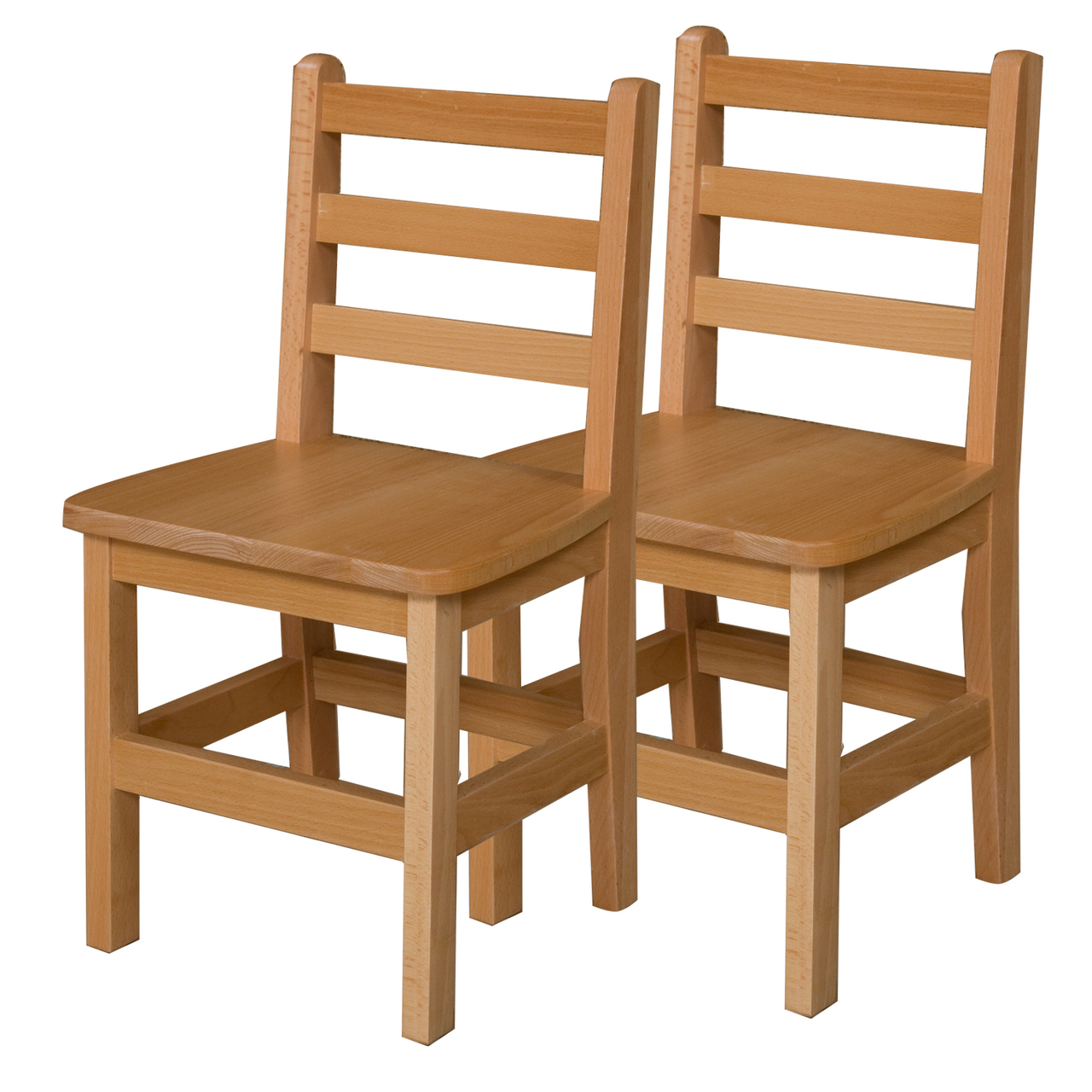 Wooden Classroom Preschool Daycare Chairs