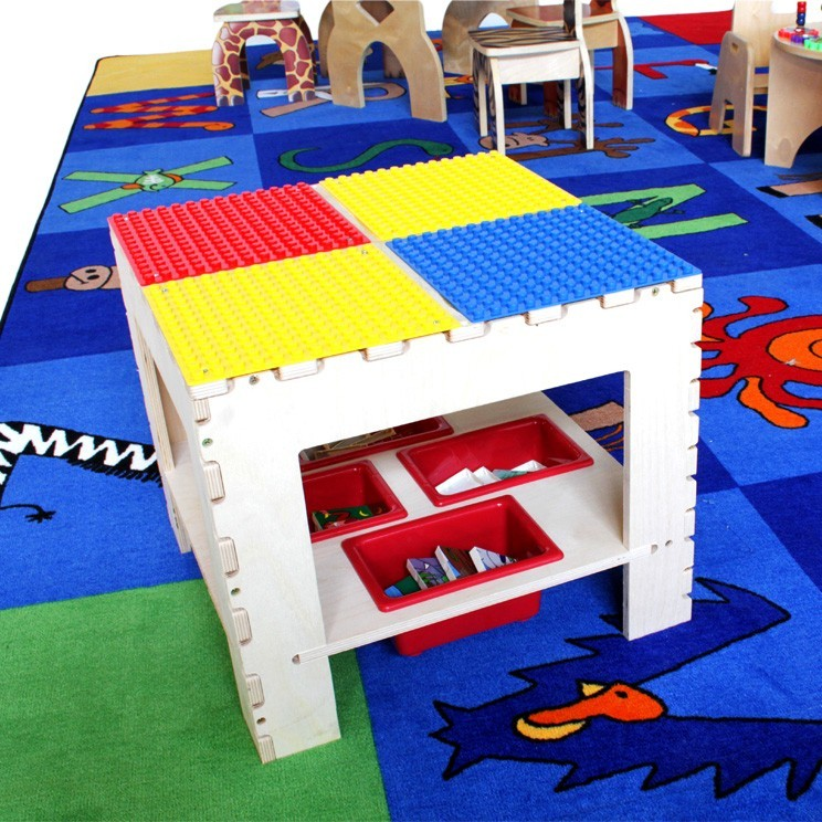 lego play table duplo activity tables lego table and. Black Bedroom Furniture Sets. Home Design Ideas
