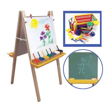 Preschool Art Easels Easel Supplies Arts And Crafts Supplies For