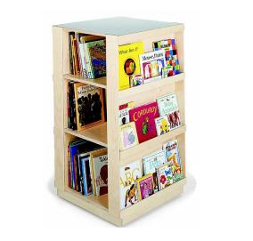 Book Display Units For Daycare And Preschool Center Book Stand