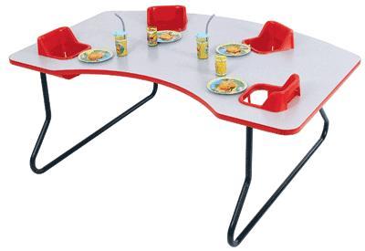 Brilliant Infant And Toddler Feeding Tables Preschool Supplies Interior Design Ideas Clesiryabchikinfo
