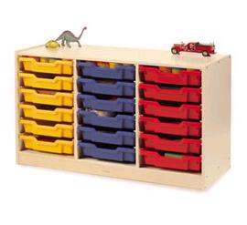 Cubbies And Storage Units With Gratnell Trays Storage Islands For